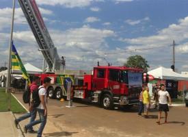 TRIEL HT com lançamento da Escada na XV Senabom 2015