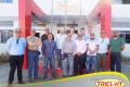 TRIEL-HT recebe visita de comitiva de avicultores Equatorianos