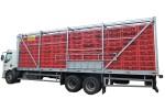 Carroceria para Transporte de Aves Vivas - Truck (432 caixas)